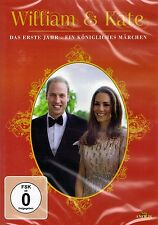 DVD NEU/OVP - William & Kate - Das erste Jahr - Ein königliches Märchen