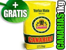 Yerba Mate Tea Canarias URUGUAY 1kg  1000g