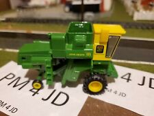 Ertl John Deere 105 Combine with Corn Head 1/64 Rare special made