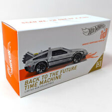Hot Wheels 2019/2020 ID Car BACK TO THE FUTURE TIME MACHINE (FXB44) LIMITED RUN