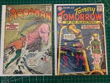 DC Comics AQUAMAN #7 and SHOWCASE #43 VF- 1963, No Reserve!