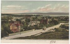 Parkstone from Constitution Hill, F.G.O. Stuart 926 Postcard B807