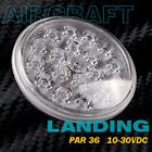 """LED Landing Light for Aircraft """"SPOT"""" Beam #4509 PAR36 Size  10-30VDC"""