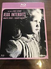 Dvd Blu-Ray Disc Film Jeux Interdits