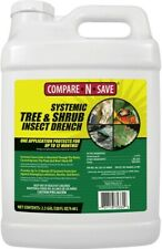Compare-N-Save 2.5 gal. Systemic Tree and Shrub Insect Drench Aphids,Borers
