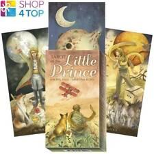Little Prince Tarot Pont cartes R. Paul Martin Rossi Lo Scarabeo avec Velvet Sac
