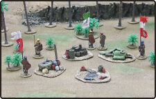 28MM SARACEN CAMP VIGNETTES  PACK - 'PAINTED TO COLLECTORS STANDARD'