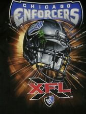 VTG Chicago Enforcers Football XFL New t-shirt Medium Champion Tags