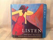 6 CD Set to Accompany Listen - Sixth Edition Joseph Kerman & Gary Tomlinson R14