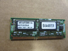 Transcend SD-144-64M-PC100 Card 64M144PDiMM=AG, 64MPC100 SDRAM NEW!!! Free Ship
