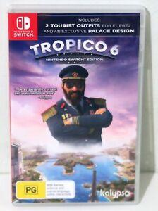 *Brand New* Tropico 6 - Nintendo Switch - Free Post