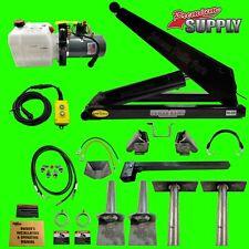 10 Ton Dump Trailer Hydraulic Scissor Hoist Kit Ph520 Dump Bed Scissor Hoist