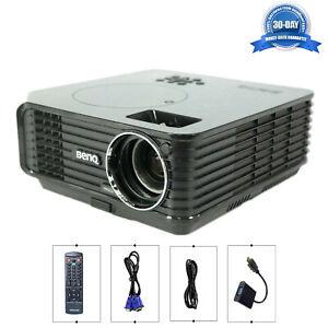 Benq MP622C DLP Projector Conference Room HD 1080i HDMI-adapter bundle