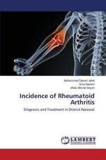 Incidence of Rheumatoid Arthritis (2013, Paperback)