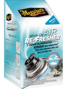 Meguiars Air Re-Fresher New Car Scent (G16402)