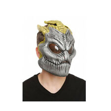 Official BBC Doctor Who Silurian Cosplay Fancy Dress EVA Mask