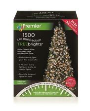 Premier 1500 M-A Multi Action Led TreeBrights w/ Timer White and Warm White Mix