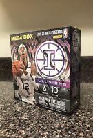 2019-20 Panini Illusions NBA Mega Box Brand New Sealed