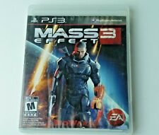 Mass Effect 3 Ps3 Good Condition Tested