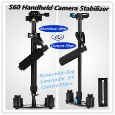 S60T S60N Handheld Steadicam Stabilizer For DSLR Camcorder Camera