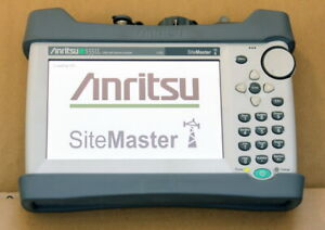 Anritrsu S331L Antenna and Cable analyzer   Replaces S331E & S331D
