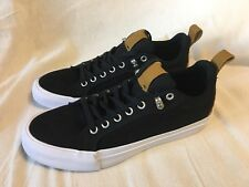 Converse All Star Fulton Ox Black/Antique 149414C Mens Sz 8