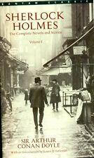 SHERLOCK HOLMES The Complete Novels and Stories volume 1 (2003) Bantam pb