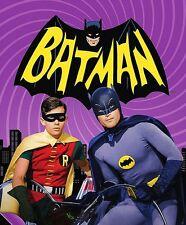 Batman & Robin 1960's Adam West TV Series Retro Sticker or Magnet