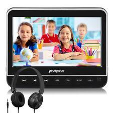 "10.1"" Auto DVD Player Tragbarer Kopfstütze Monitor Memory HDMI SD USB+Kopfhörer"