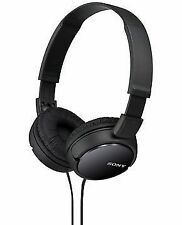 SONY MDR-ZX110 HEADPHONES+GREAT SOUND+30mm DRIVER UNIT+LIGHT WEIGHT+FOLDABLE