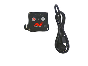 Minelab WM08 Wireless Audio Module, With charging cable kit, Equinox