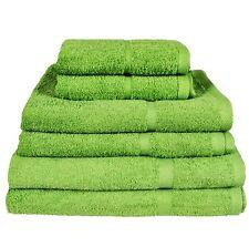 Asciugamani verde Asciugamano da bagno per il bagno
