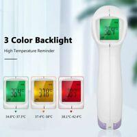 SAISONIA Thermometre numerique a infrarouge sans contact pour la temperature