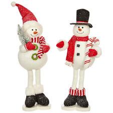 "19"" or 20"" SNOWMAN Christmas 3821635 RAZ Imports NEW FaBuLouS!"