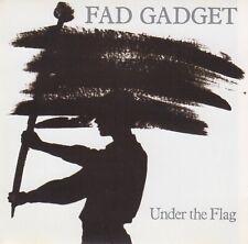 FAD GADGET Under The Flag CD Album 1982/1991 RAR & NEUWARE Elektro FRANK TOVEY