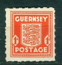 Deutsche Besetzung Guernsey 2 , ** ,