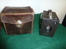 Zeiss Ikon Box Tengor 54/2,Box Kamera, Fotoapparat,Rollfilmkamera+Tasche 6 x 9cm