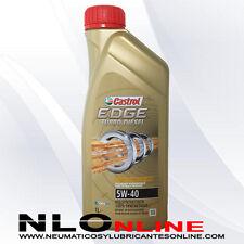 Castrol Edge TITANIUM TD 5W40 1L - Aceite Lubricante para coche