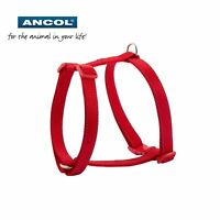 Ancol Dog Puppy Exercise Training No Pull Belt Harness Reflective Adjustable