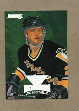 luc robitaille pittsburgh penguins card 1994/95 donruss 9 ice masters
