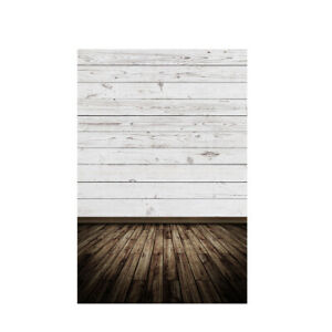 Vintage Wood Vintage Texture Wall Photography Backdrops White Table Cloth Screen