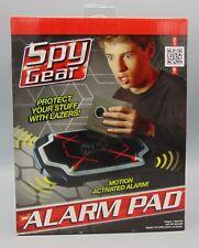 Spy Gear Alarm Pad 2012 Wild Planet Toys