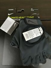 Nike Ultimate Heavyweight Women's Training Gloves Workout Gym Spinning Size M