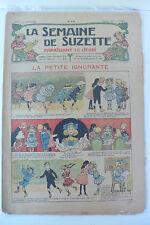 LA SEMAINE DE SUZETTE  5ème ANNEE  1909  -  N° 25