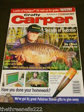 CRAFTY CARPER - HAVE YOU DONE YOUR HOMEWORK - MARCH 2004
