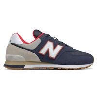 New Balance ML574 SKB Schuhe Herren blau/beige
