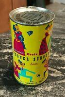 VERY CLEAN GRETZ TOONER SCHOONER BEER FLAT TOP 12OZ CAN GRETZ BRG CO PHILA PA