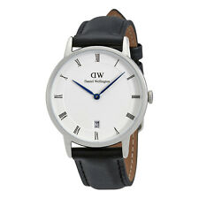 Daniel Wellington Dapper Sheffield White Dial Ladies Watch DW00100096