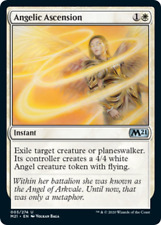MTG Core 2021 - Angelic Ascension - FOIL NM Card