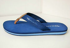 Tamaris Riemchen Sandale blau  Gr. 36 Zehentrenner thongs blue navy